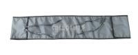 Чехол для удилищ СЛЕДОПЫТ 125 см, цв. светло-серый