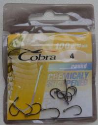 Крючки Cobra round №4