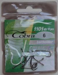 Крючки Cobra baitholder №6