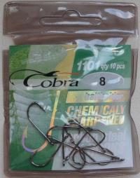 Крючки Cobra baitholder №8