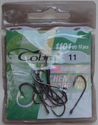 Крючки Cobra baitholder №11