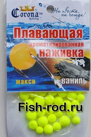 наживка тесто для рыбалки