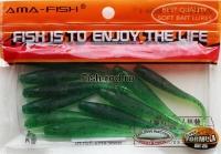 Силиконовая приманка Ama- fish W045 7 см. 011
