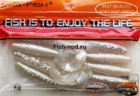 Силиконовая приманка Ama- fish W061 7.5 см. 0022