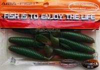 Силиконовая приманка Ama- fish W062 8.5 см. 0032