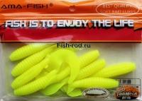 Силиконовая приманка Ama- fish W062 8.5 см. 0041