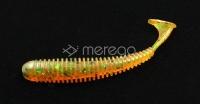 Виброхвост MEREGA Dancing Worm (съедобная), р.87,5 мм, вес 5 г, цвет M10
