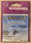 Крючки KOSADAKA TATSU 3093 BN Size 17. 0,35mm.