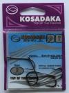 Крючки KOSADAKA  BAITHOLDER 3505 BN Size 2. 0,88mm.