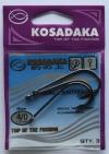 Крючки KOSADAKA  BAITHOLDER 3505 BN Size 4/0. 1,33mm.