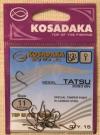 Крючки  KOSADAKA  TATSU 3093 BN Size 11. 0,42mm.