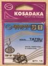 Крючки  KOSADAKA  TATSU 3093 BN Size 13. 0,45mm.