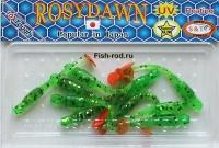 Съедобная резина Rosy Dawn floating Tioga 2. 10#