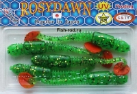 Съедобная резина Rosy Dawn floating Tioga 3.4  10#
