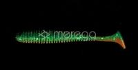 Виброхвост MEREGA Dancing Worm (съедобная), р.87,5 мм, вес 5 г, цвет M11