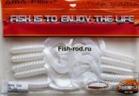 Силиконовая приманка Ama- fish 58004 7 см. 003