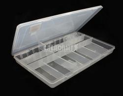 Коробка СЛЕДОПЫТ LUNO-28 для рыболовных приманок (355*220*50 мм)