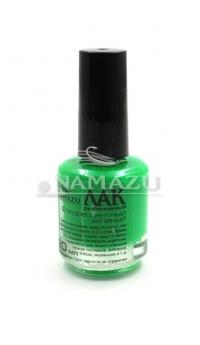 Лак рыболовный Namazu 20 мл, флюоресц. зеленый
