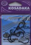 Крючки  KOSADAKA  TATSU 3093 BN Size 2. 0,85mm.