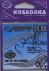 Крючки KOSADAKA TATSU 3093 BN Size 10. 0,47mm.
