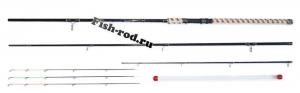 Фидер ama-fish ARES Primary 3.9м. M до 90 гр.