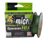 Плетеная леска Dyneema Micro Tex 0.18mm.