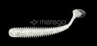 Виброхвост MEREGA Dancing Worm (съедобная), р.87,5 мм, вес 5 г, цвет M04