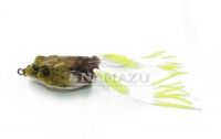 Лягушка-незацепляйка Namazu FROG, 45 мм, 6 г, цвет 03