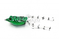 Лягушка-незацепляйка Namazu FROG, 55 мм, 8 г, цвет 07