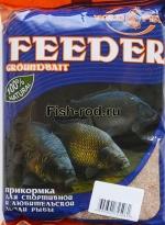Прикормка для рыбы КЛУБНИКА