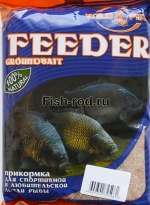 Прикормка для рыбы ЧЕСНОК