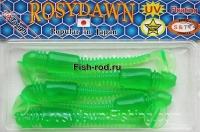 Съедобная резина Rosy Dawn floating Tioga 3.4  02#